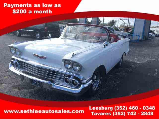 1958 Chevrolet Bel Air | 946124