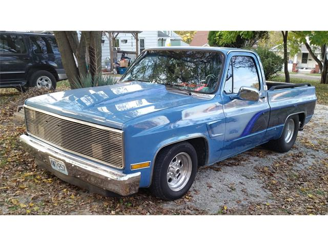 1983 Chevrolet C/K 10 | 946128