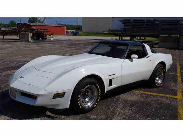 1982 Chevrolet Corvette   946130