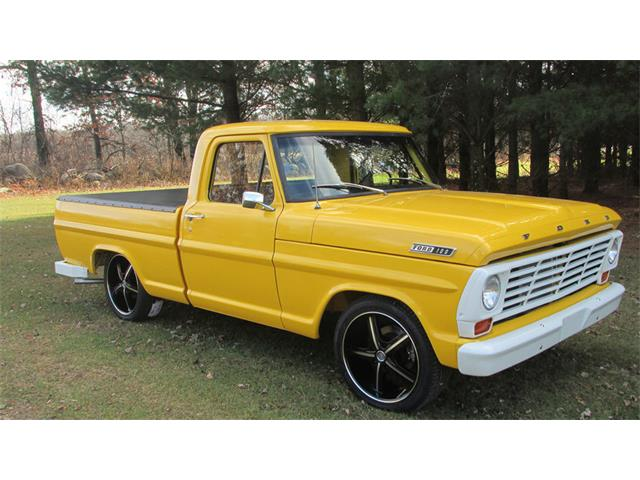 1967 Ford F100 | 946132