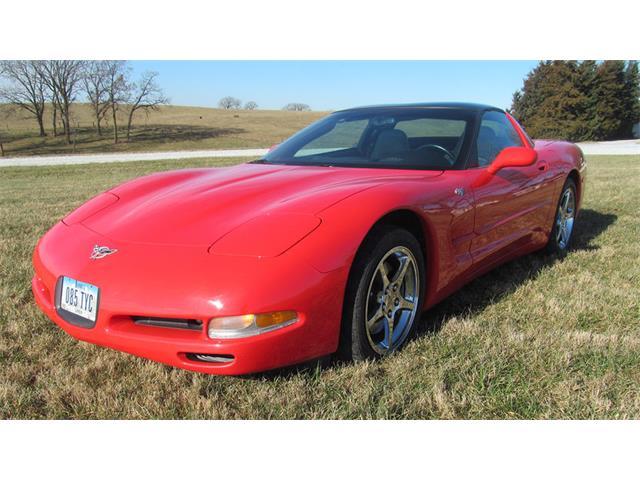 2003 Chevrolet Corvette | 946133