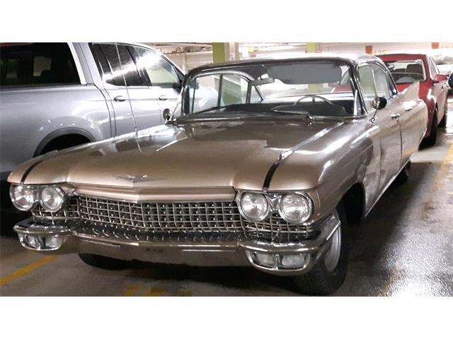 1960 Cadillac Fleetwood 60 Special   946153