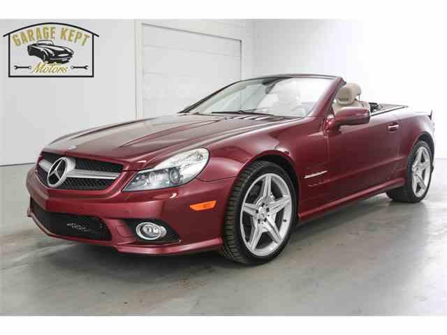 2009 Mercedes-Benz SL55 | 946158
