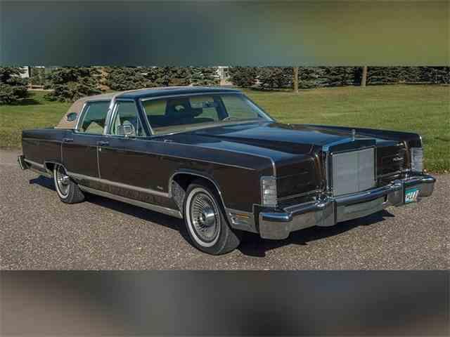 1979 Lincoln Premiere | 940616