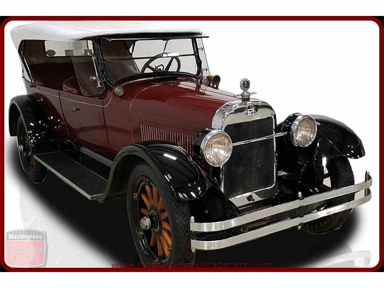 Large Picture of '23 28-55 Touring Convertible - KA29