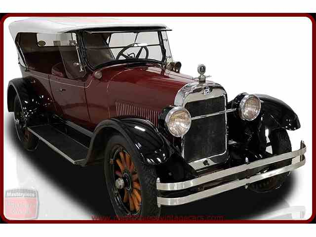 1923 Buick 28-55 Touring Convertible | 946161