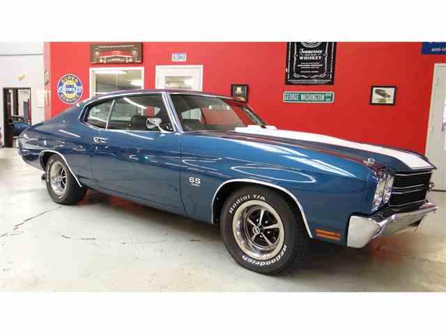 1970 Chevrolet Chevelle SS | 946164