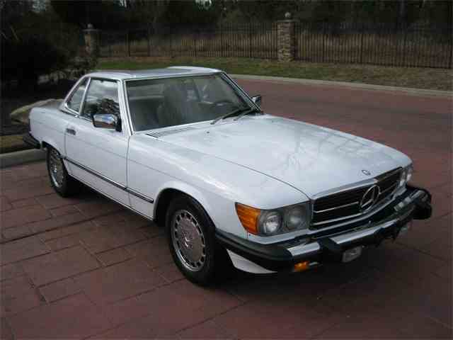 1988 Mercedes-Benz 560SL | 946165