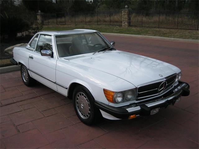 1988 Mercedes-Benz 560SL | 946165