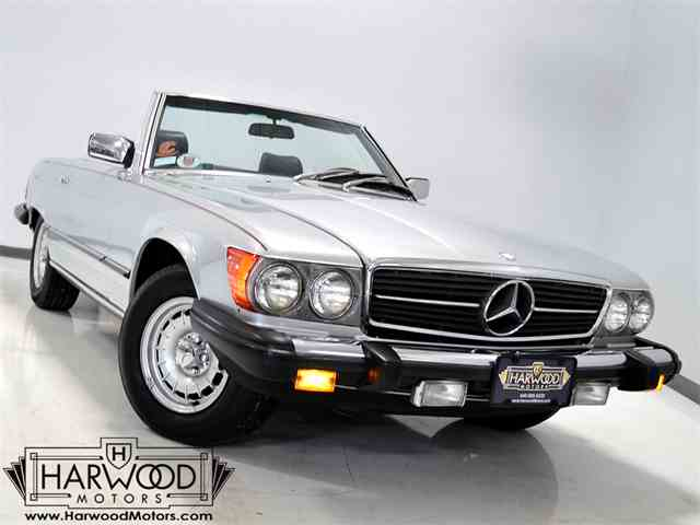 1984 Mercedes-Benz 380SL | 946167