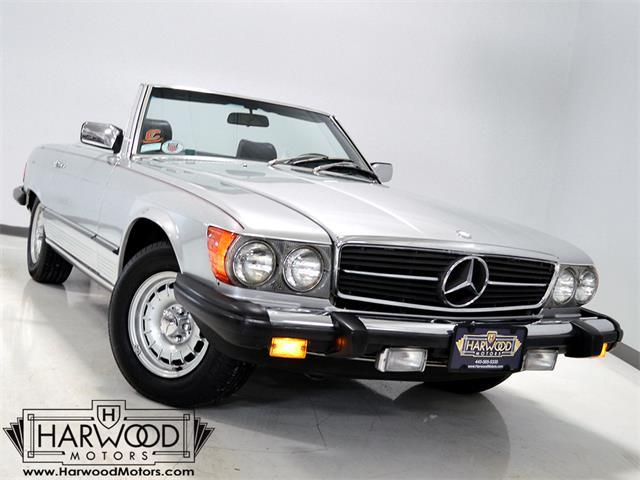1984 Mercedes-Benz 380SL | 946167