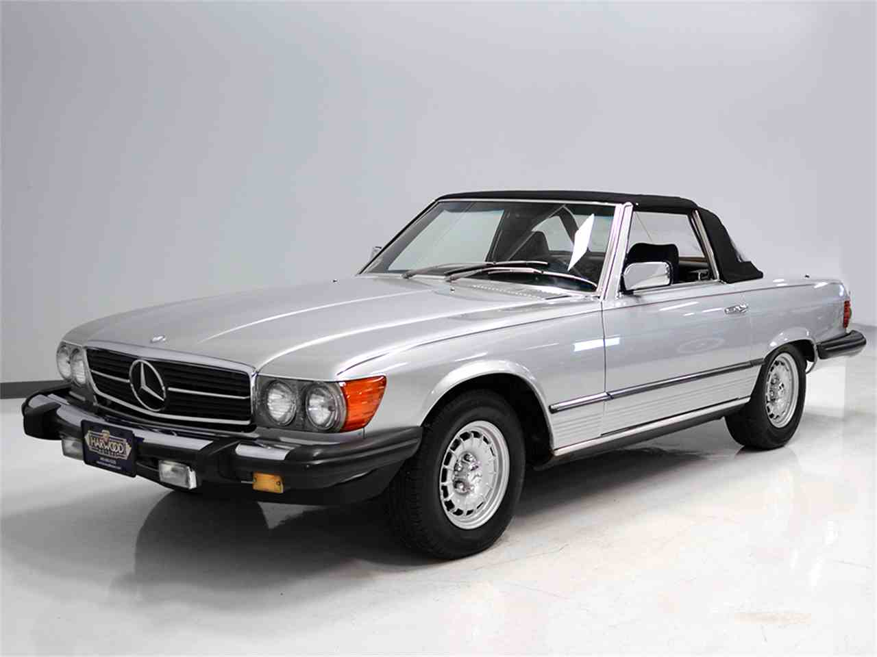 1984 mercedes benz 380sl for sale cc for Mercedes benz ohio