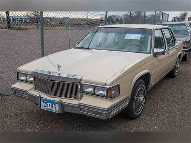 1986 Cadillac DeVille | 940617