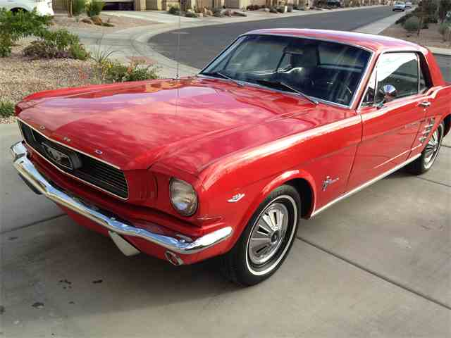 1966 Ford Mustang | 946170