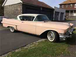 1957 Cadillac Coupe DeVille for Sale - CC-946174