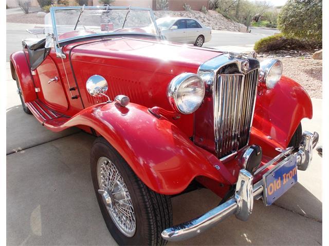 1953 MG TD | 946176