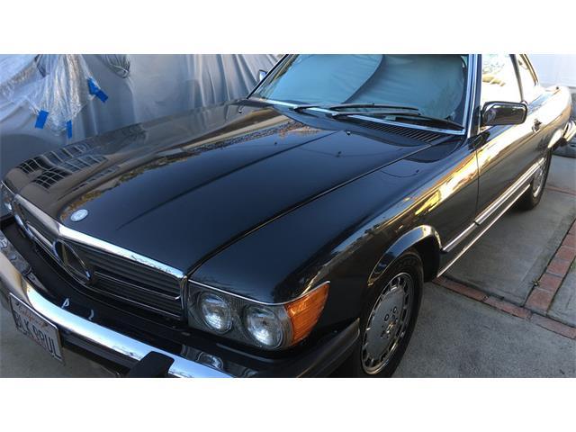 1988 Mercedes-Benz 560SL | 946188