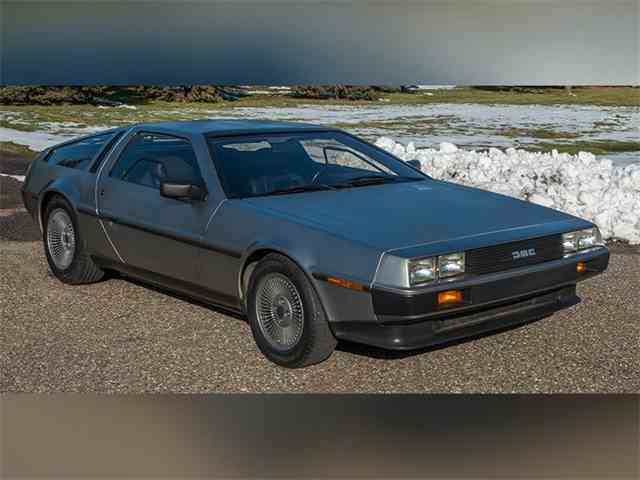 1981 DeLorean DMC-12 | 940619