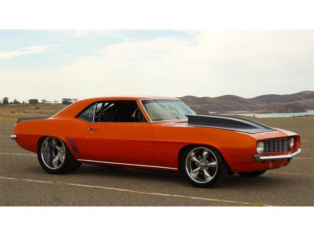 1969 Chevrolet Camaro | 946203