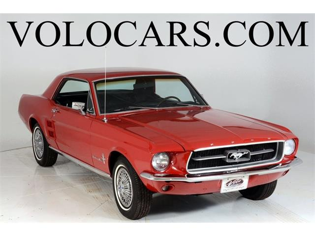 1967 Ford Mustang | 940621