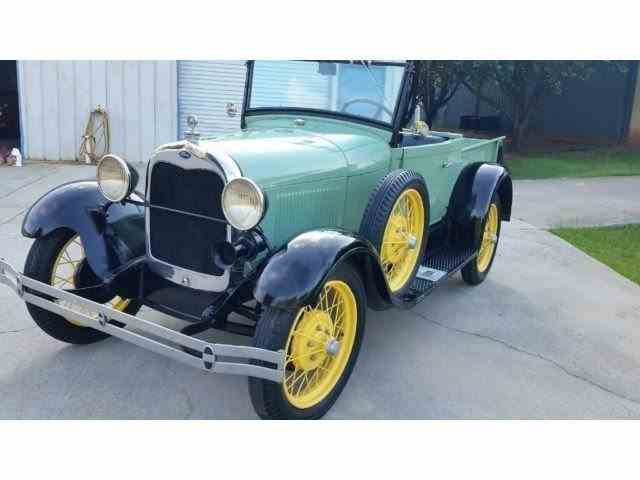 1929 Ford Model A | 946212