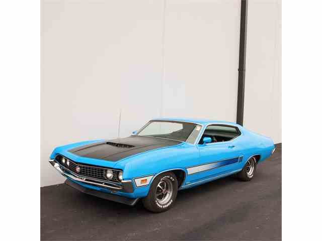 1970 Ford Torino GT Fastback | 946219