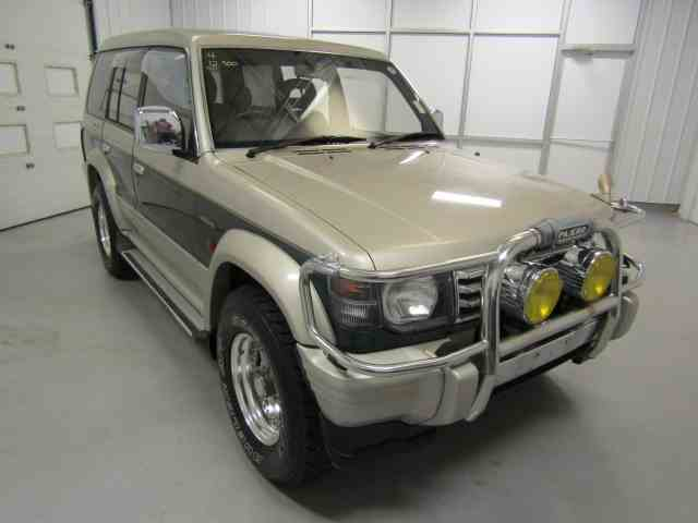 1991 Mitsubishi Pajero | 946225