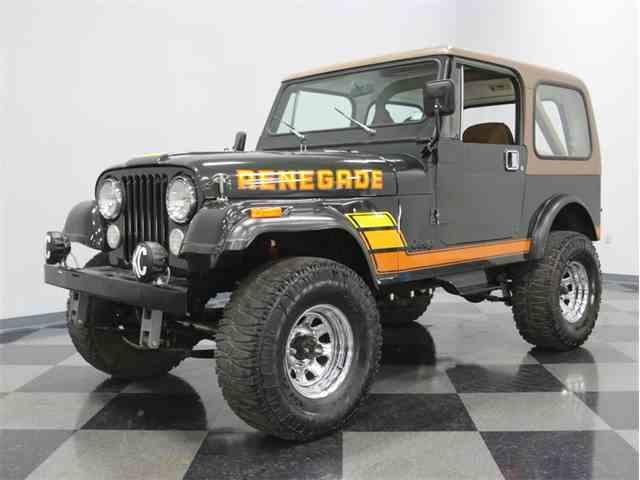 1982 Jeep CJ7 | 946236