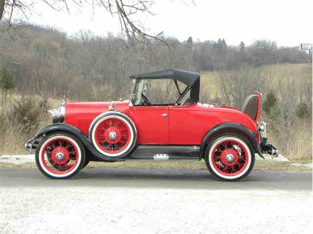 1929 Ford Model A Deluxe Roadster | 940624