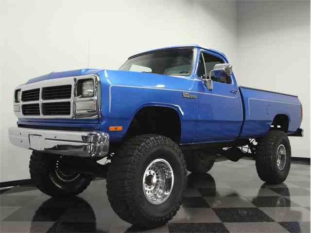 1993 Dodge Power Ram 250 3/4 ton | 946243