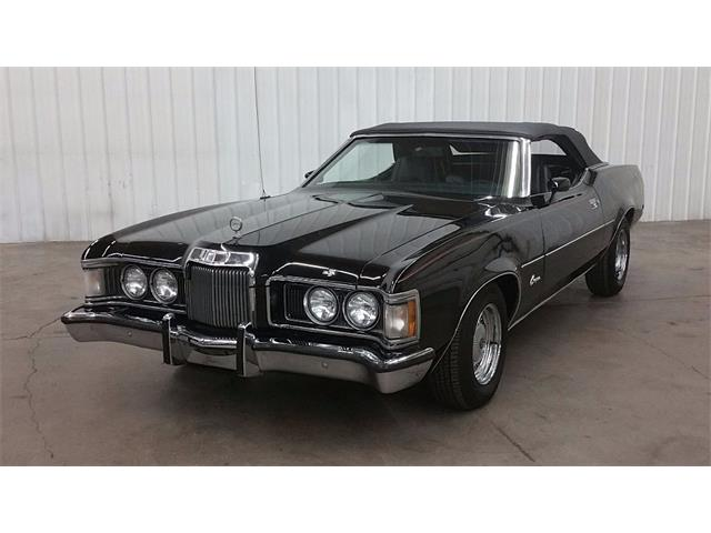 1973 Mercury Cougar XR7