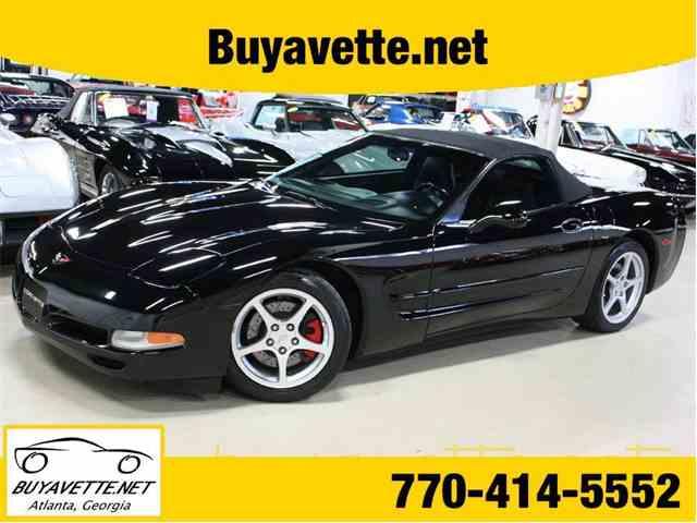 2001 Chevrolet Corvette | 946250