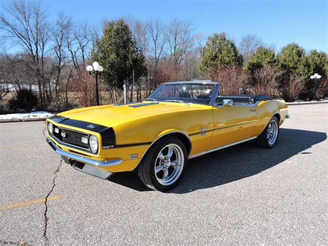 1968 Chevrolet Camaro | 946260