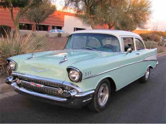 1957 Chevrolet 210   946262
