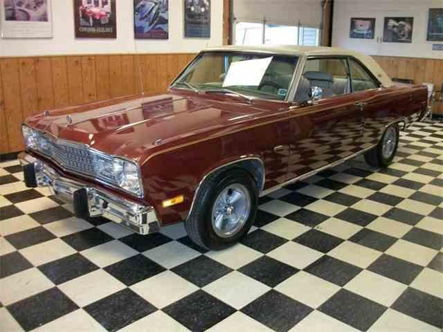 1974 Plymouth Valiant   946265