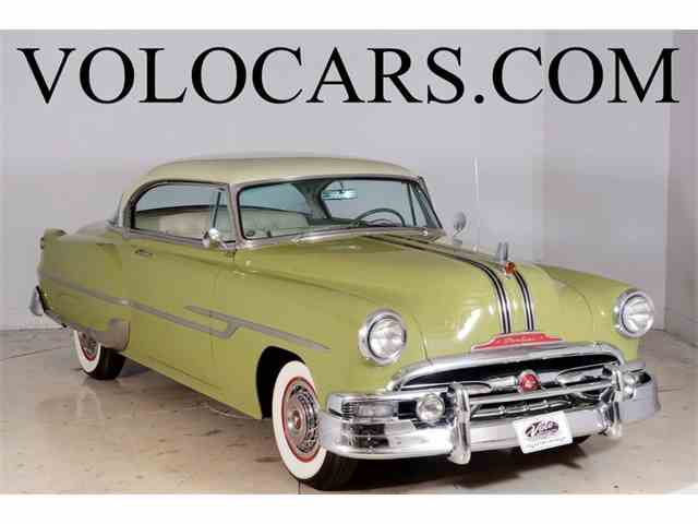 1953 Pontiac Chieftain Custom Catlin | 946270