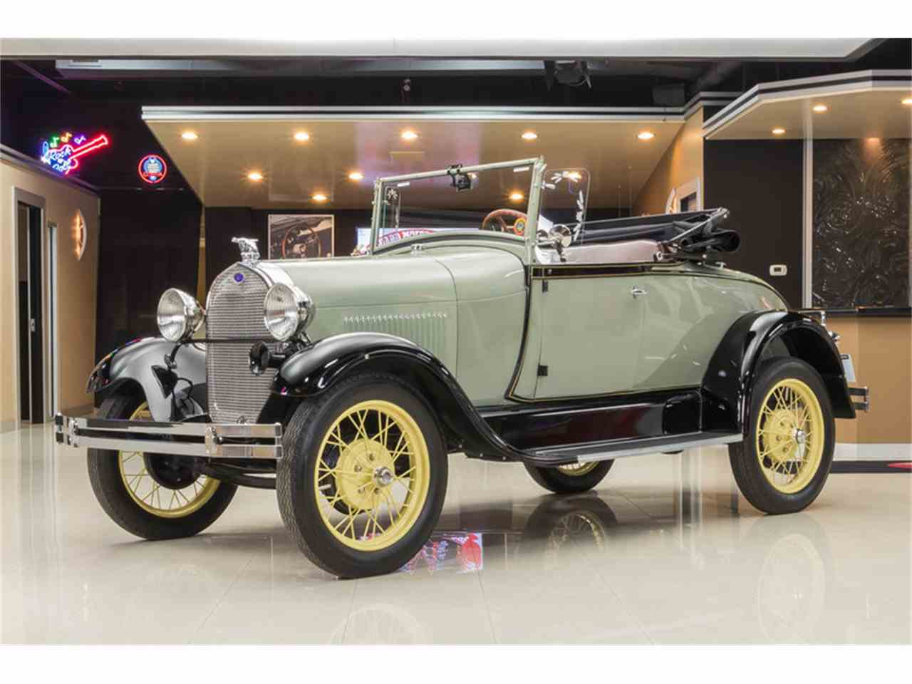 Large Picture of '29 Model A - KA5D
