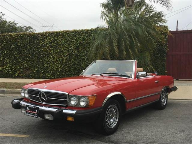 1984 Mercedes-Benz 380SL | 940628