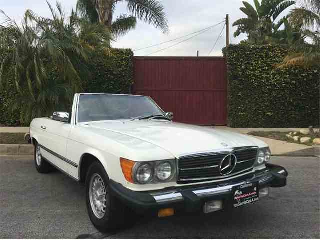 1977 Mercedes-Benz 450SL | 940629