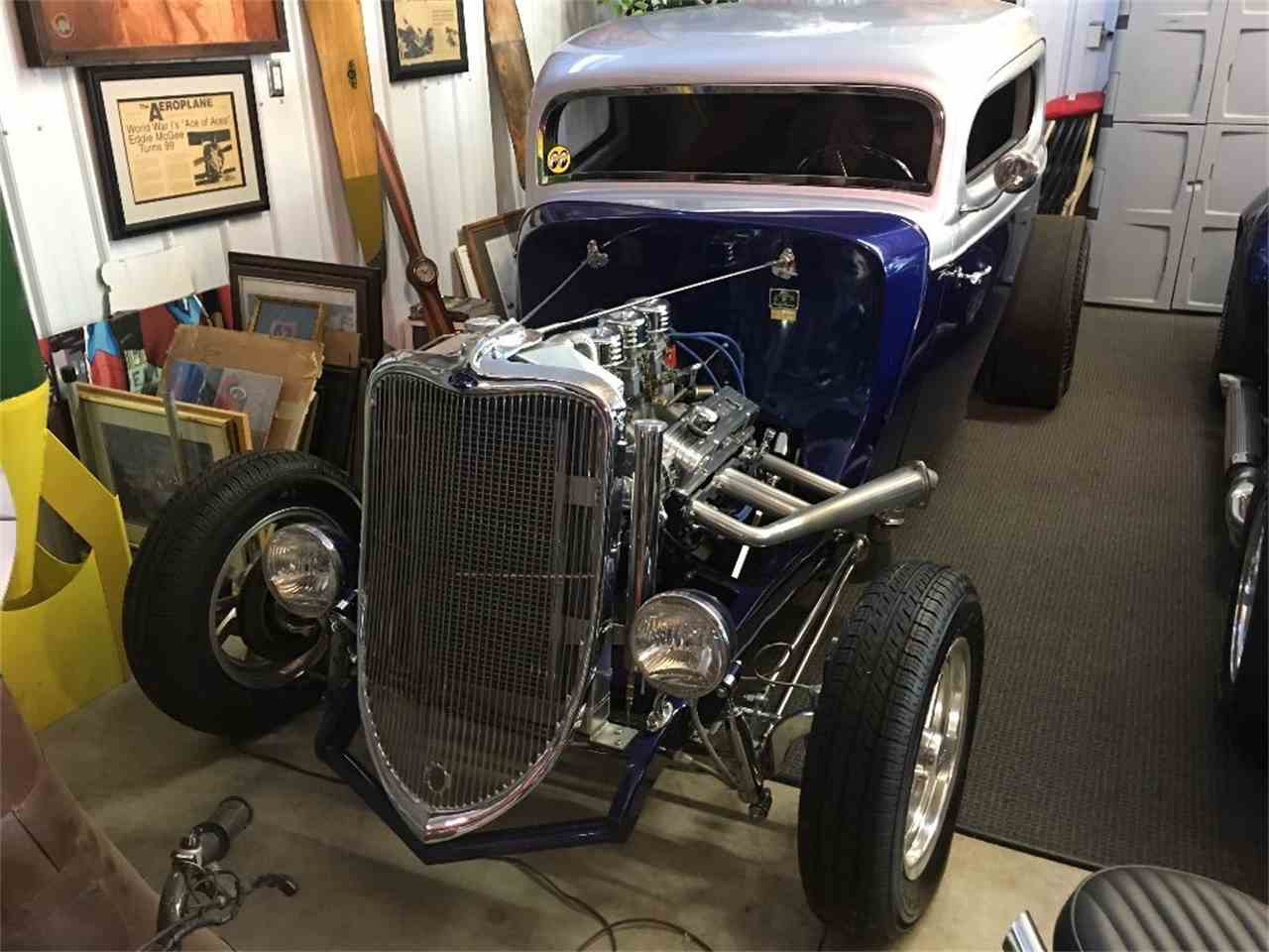 Large Picture of '34 Street Rod - KA5Z