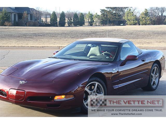 2003 Chevrolet Corvette | 946299