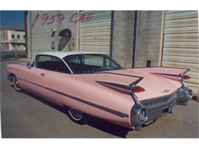 1959 Cadillac Coupe DeVille   940063