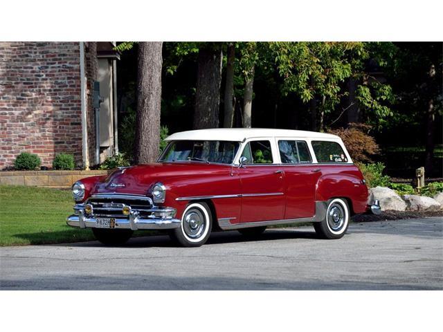 1954 Chrysler Windsor | 946314
