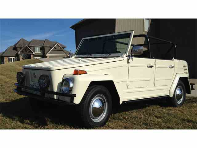 1973 Volkswagen Thing | 946315