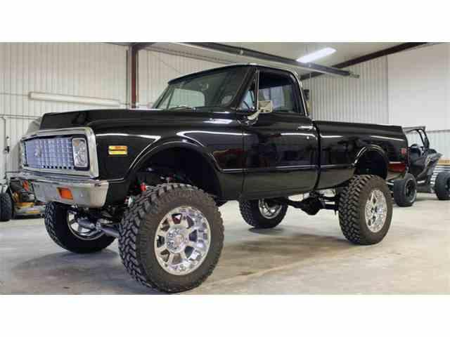1972 Chevrolet C/K 10 | 946317