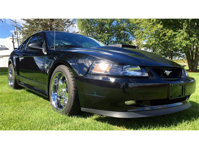 2004 Ford Mustang Mach 1 | 946321