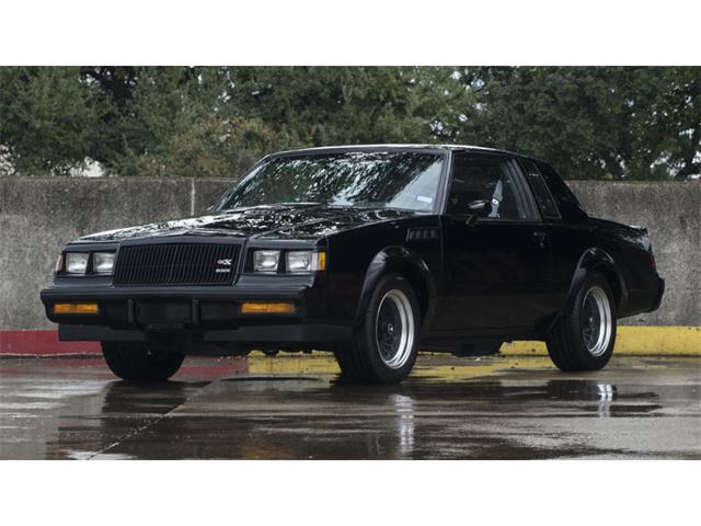 1987 Buick GNX | 946322