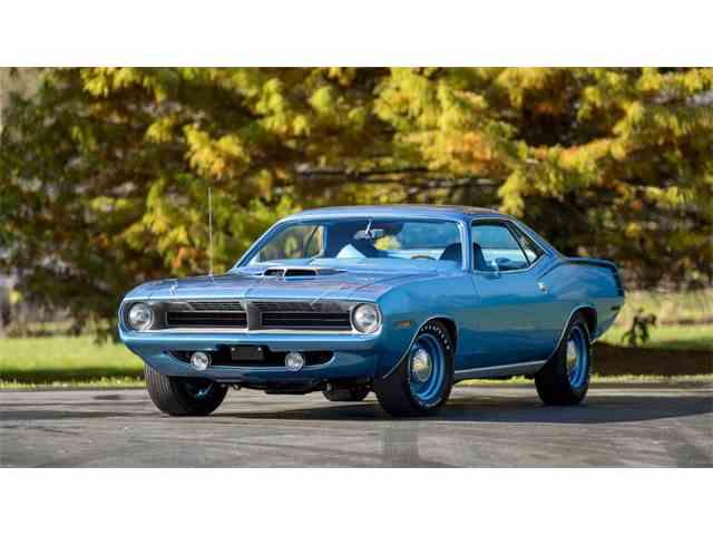 1970 Plymouth Cuda | 946325