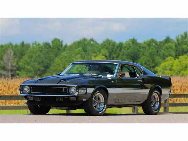 1970 Shelby GT500   946326