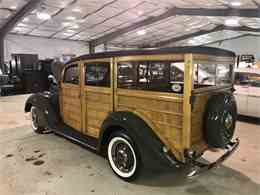 1937 Ford Woody Wagon for Sale - CC-946339